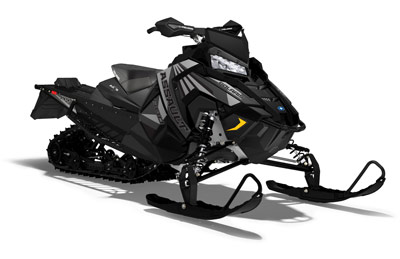 Polaris Cross-over Snowmobile