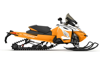 BRP Cross-over Snowmobile