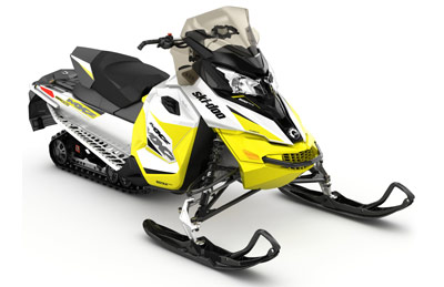 BRP Entry-level Snowmobile