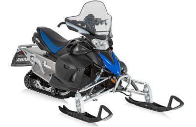 Yamaha Entry-level Snowmobile