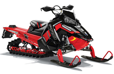 Polaris Mountain Snowmobile