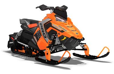 Polaris Performance Snowmobile