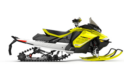 BRP Performance Snowmobile