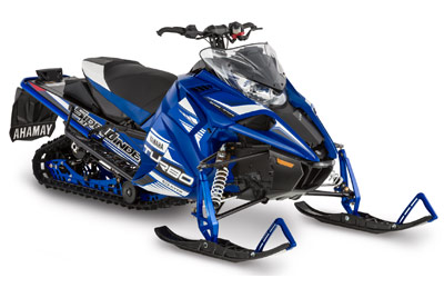 Yamaha Performance Snowmobile
