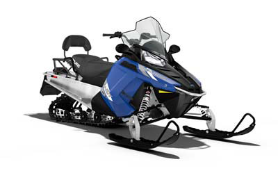 Polaris Touring Snowmobile