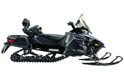 Arctic Cat Touring Snowmobile