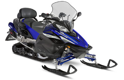 Yamaha Touring Snowmobile
