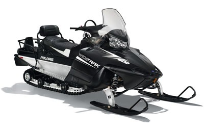 Polaris Utility Snowmobile