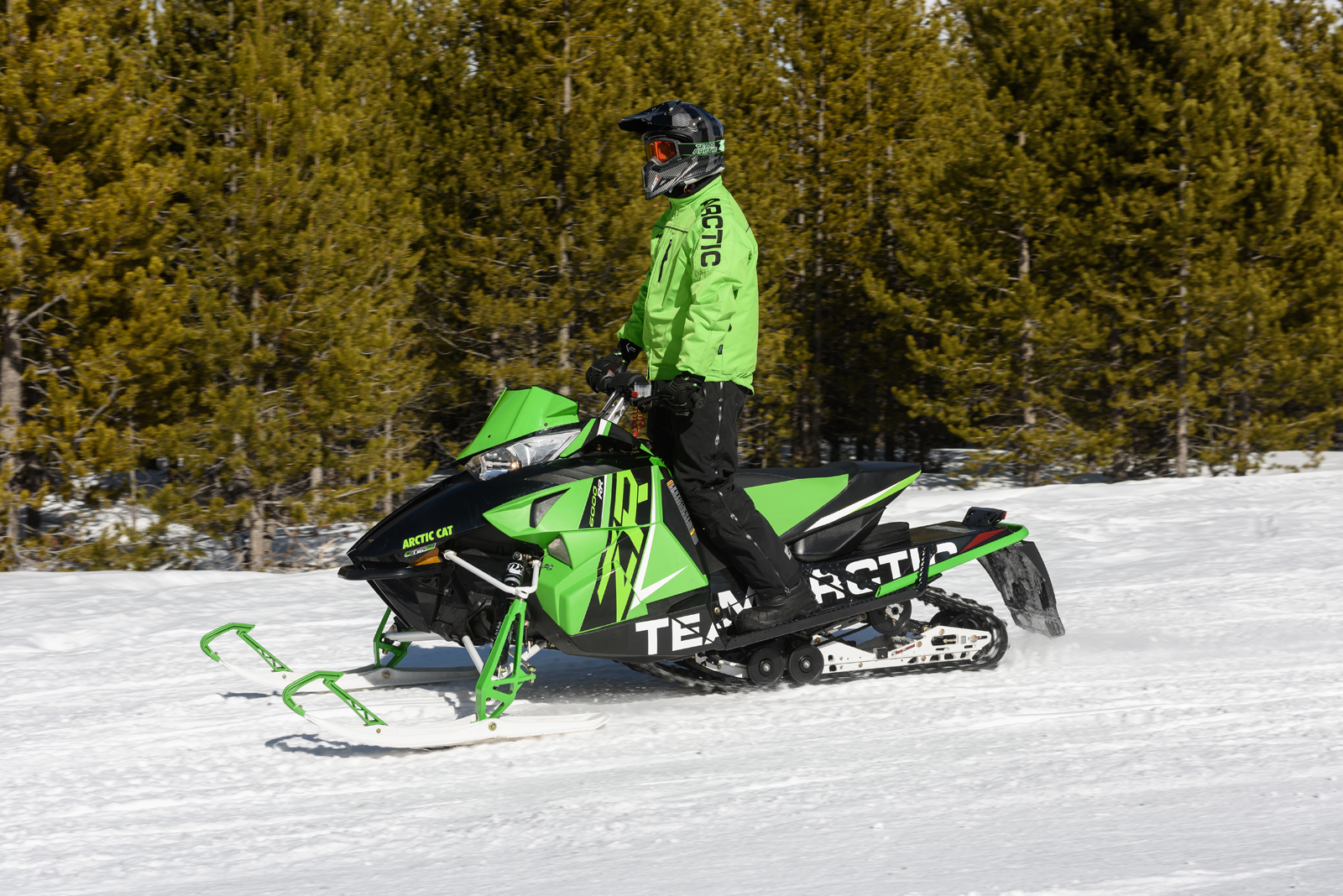 an analysis of a safe snowmobile rider Never assume what another snowmobiler will do do all that you can to ensure  your safety and that of other riders expect the unexpected watch out for: thin ice .
