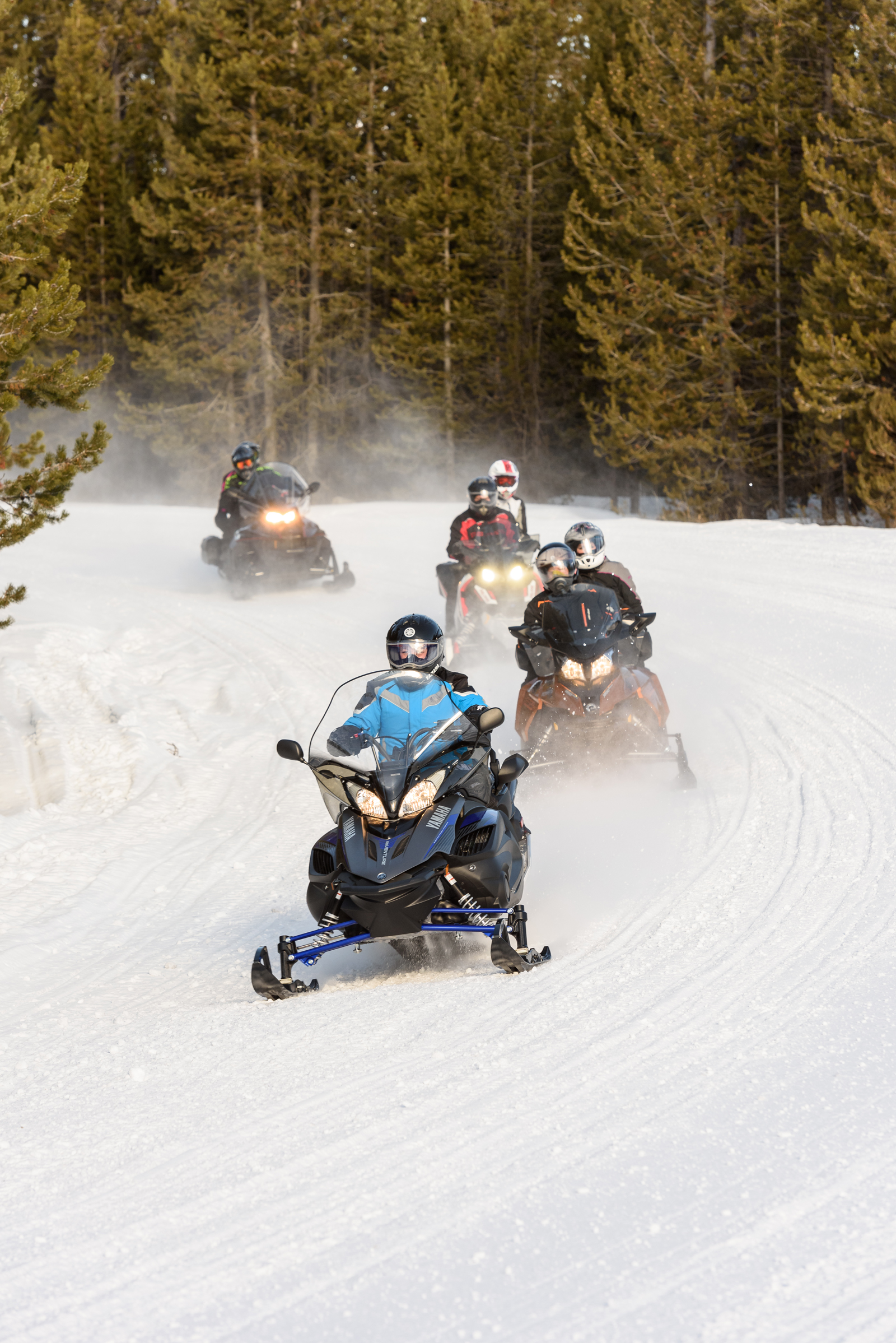 going riding on a snowmobile Cool ride pa some of the world you'll run out of winter long before you run out of places to snowmobile in pennsylvania and please remember, in order to ride on state lands: a snowmobile must be properly registered with the snowmobile unit in the bureau of forestry.