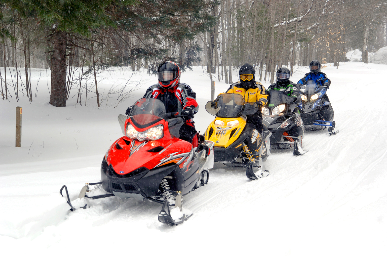 Snowmobile Sales Continue to Grow in North America, ISMA ...