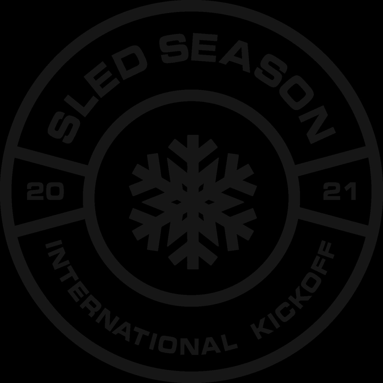 Sled Season Kickoff logo